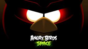 Angry Birds Space &#8211; Face Closeup